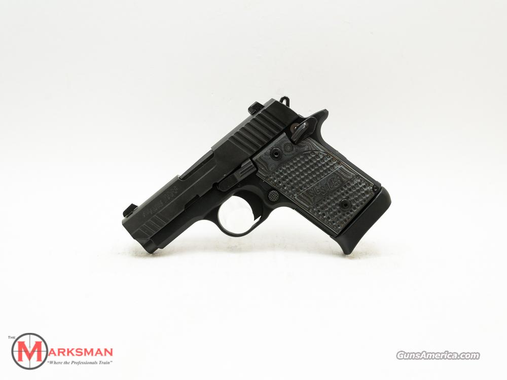 Sig Sauer P938 Extreme 9mm NEW 9 938-9-XTM-BLKGRY-AMBI  Guns > Pistols > Sig - Sauer/Sigarms Pistols > Other