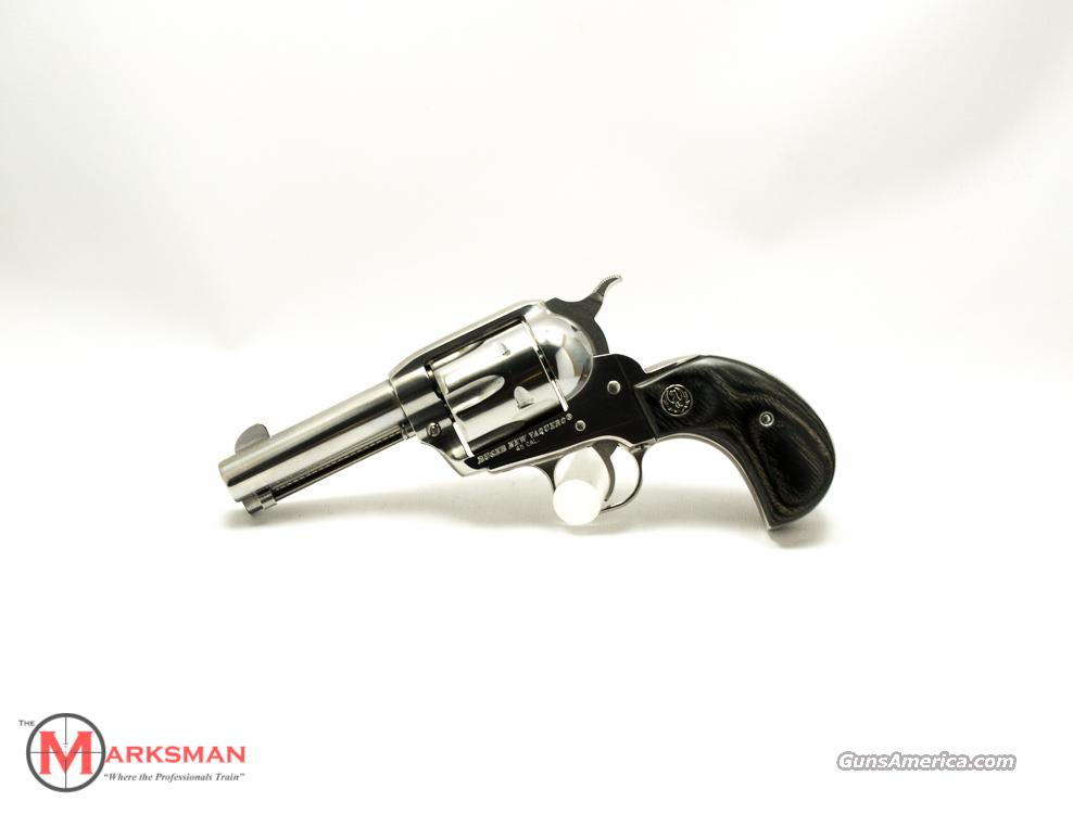 Ruger Stainless Bird's Head Vaquero .45 Colt NEW Talo  Guns > Pistols > Ruger Single Action Revolvers > Blackhawk Type