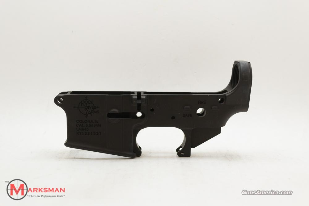 Rock River Arms LAR-15 stripped lower receiver NEW 5.56mm NATO  Guns > Rifles > Rock River Arms Rifles