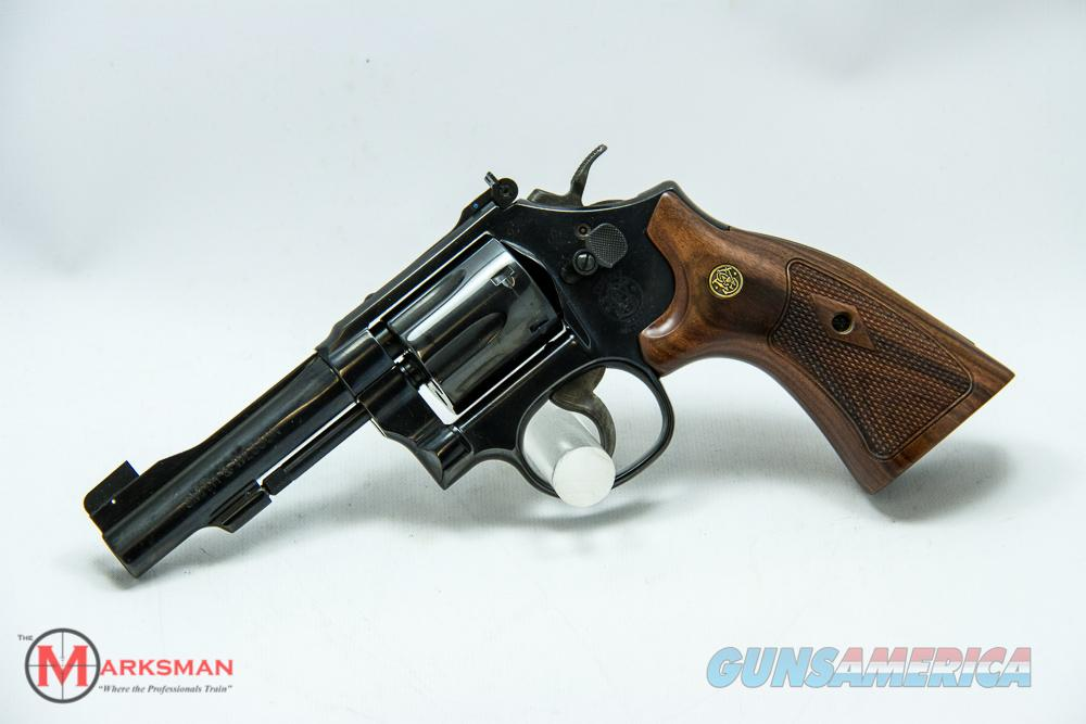 "Smith and Wesson 48, .22 Magnum NEW 4""  Guns > Pistols > Smith & Wesson Revolvers > Full Frame Revolver"