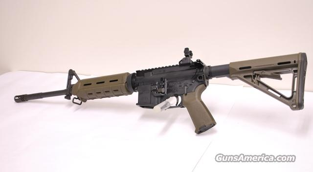 Sig Sauer M400 Enhanced OD 5.56 NEW   Guns > Rifles > Sig - Sauer/Sigarms Rifles