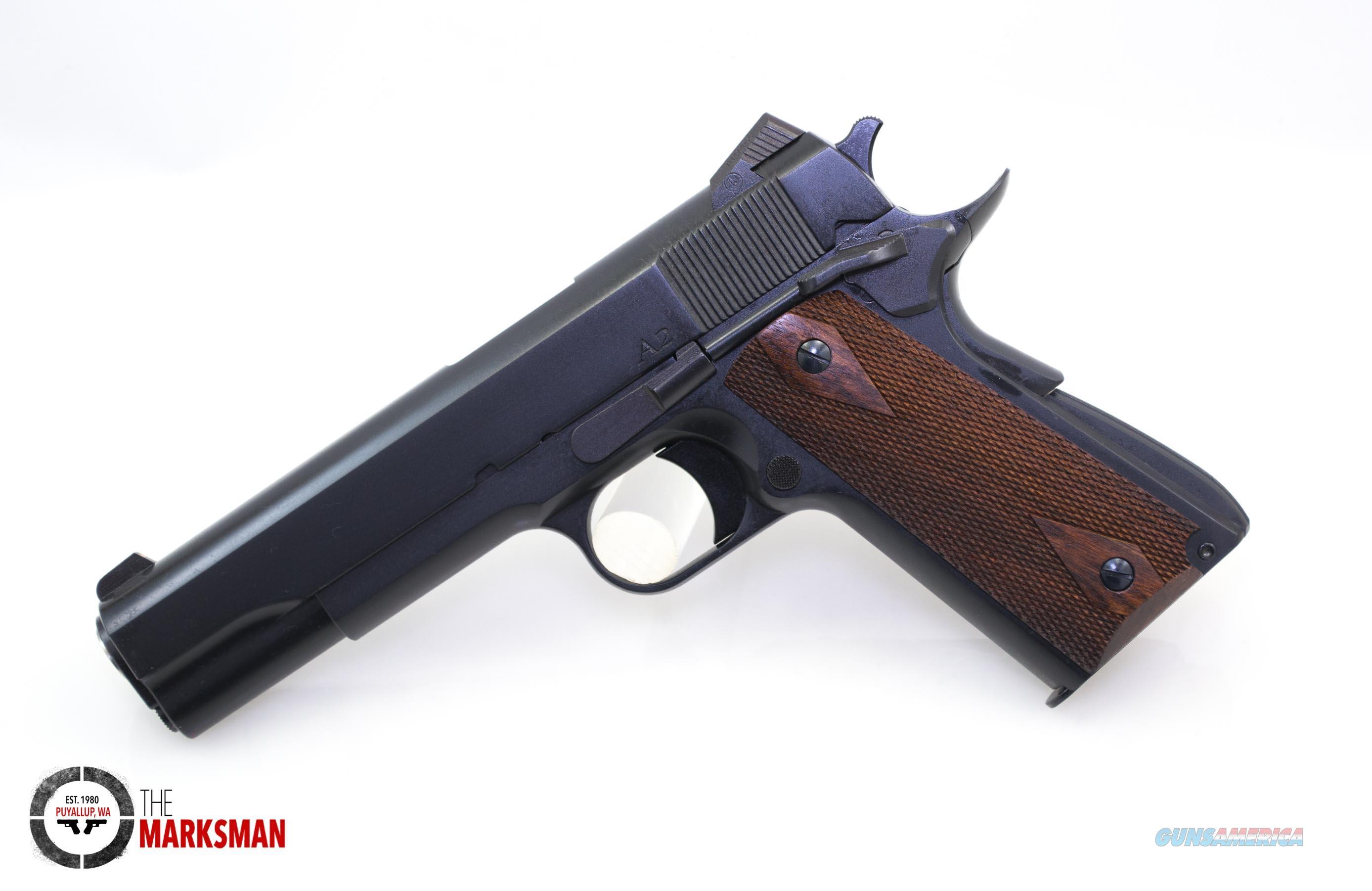 Dan Wesson A2, .45 ACP NEW  Guns > Pistols > Dan Wesson Pistols/Revolvers > 1911 Style