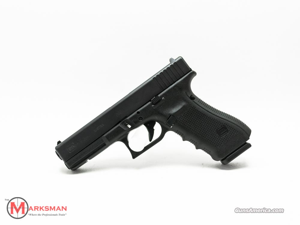 Glock 17 Gen 4 9mm NEW G17  Guns > Pistols > Glock Pistols > 17