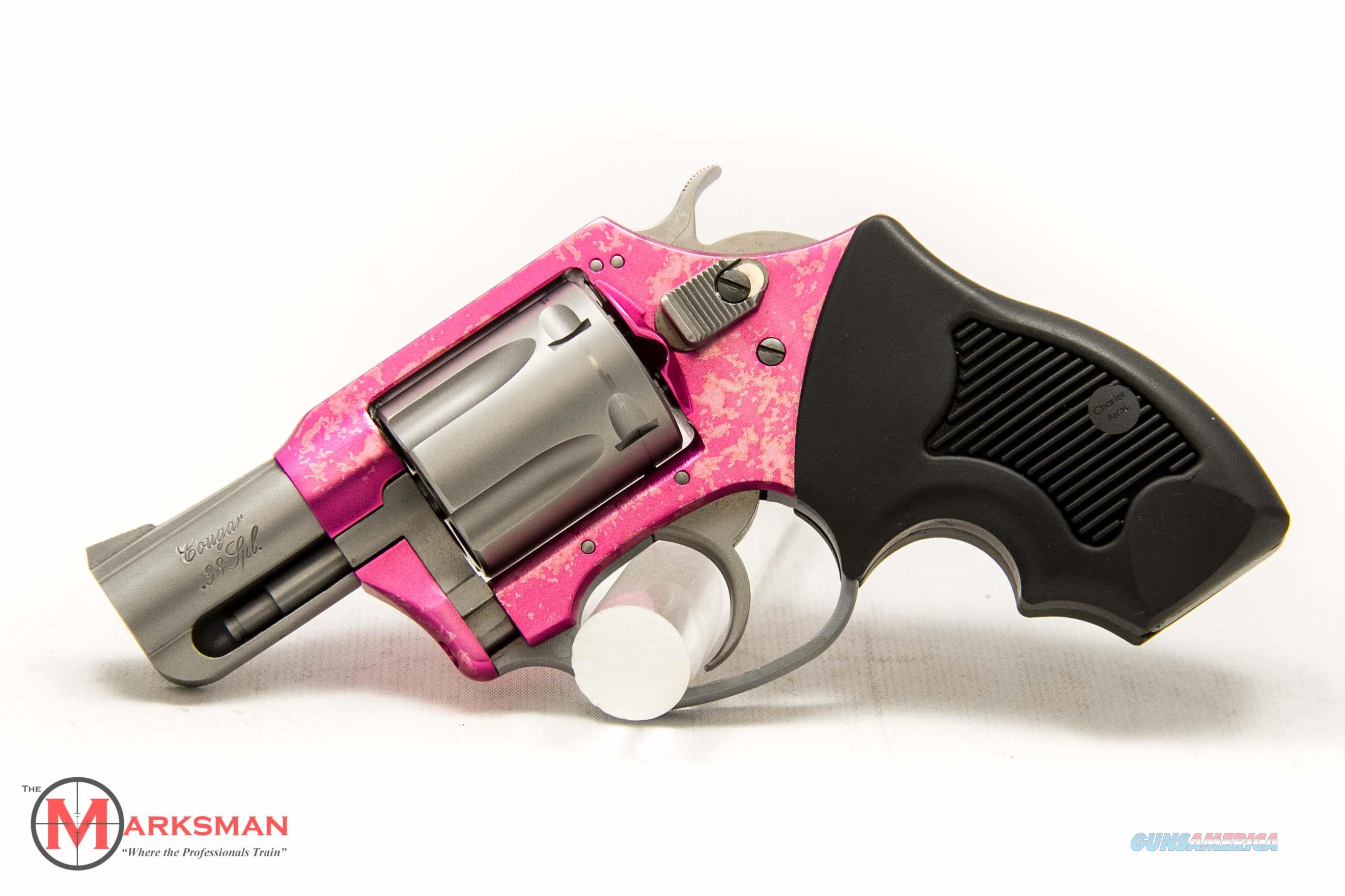 Charter Arms Cougar Undercover Lite .38 Special NEW   Guns > Pistols > Charter Arms Revolvers