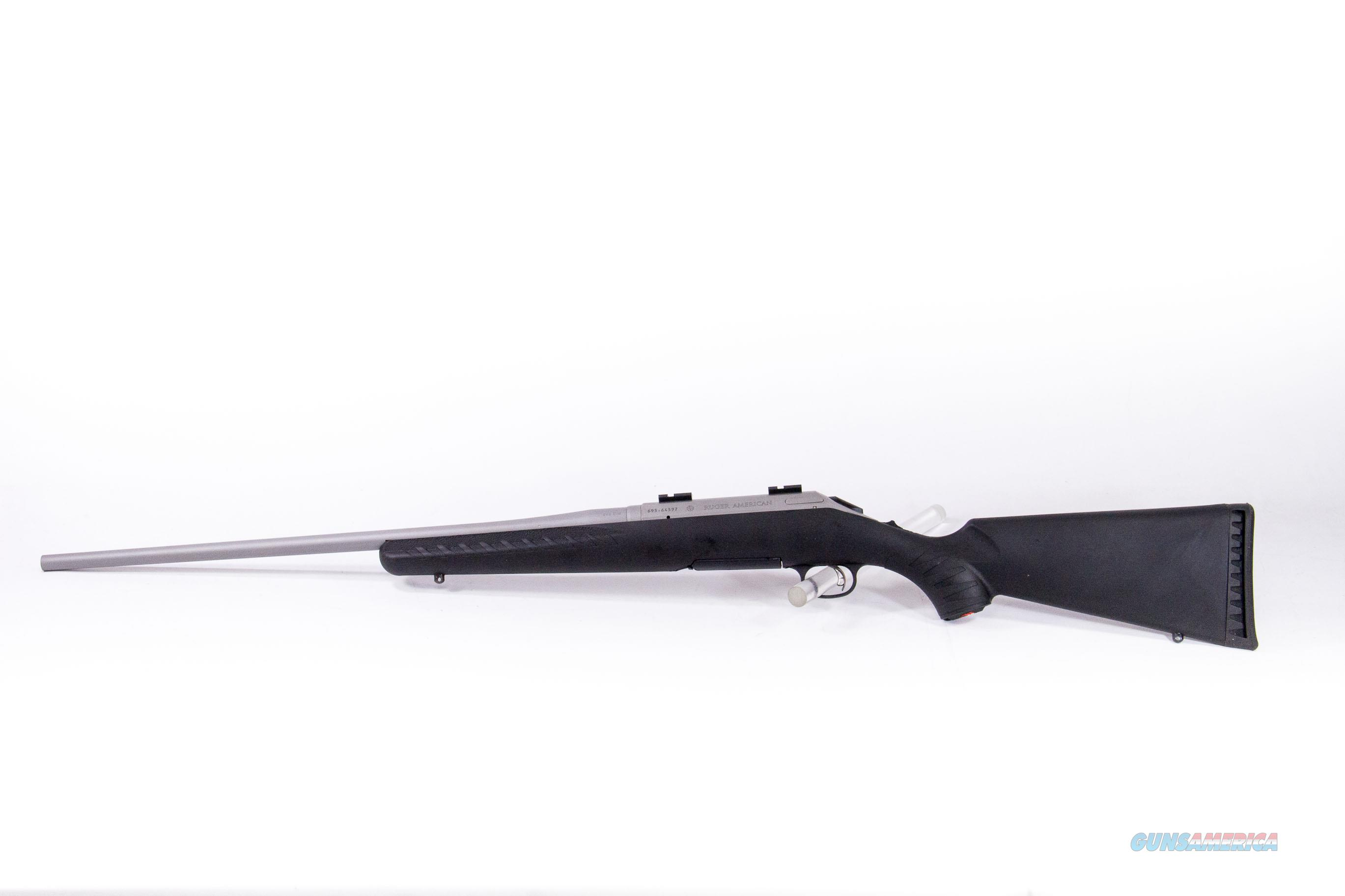 Ruger American All Weather, .243 Winchester   Guns > Rifles > Ruger Rifles > American Rifle
