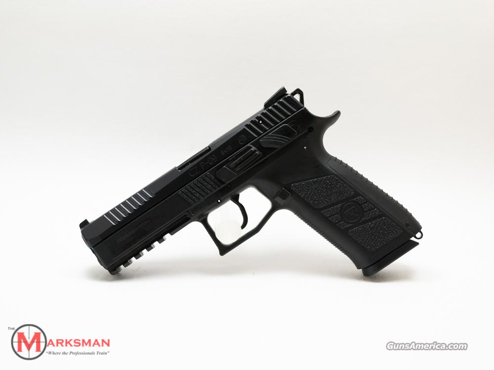 CZ P-09 Duty 9mm NEW 9 P09  Guns > Pistols > CZ Pistols