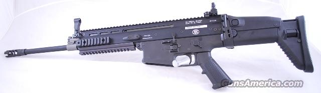 FN SCAR 17S 7.62 NATO  Guns > Rifles > FNH - Fabrique Nationale (FN) Rifles > Semi-auto > Other