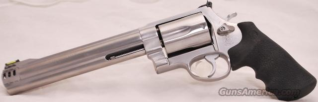 Smith and Wesson 460 XVR, .460 S&W Magnum  Guns > Pistols > Smith & Wesson Revolvers > Performance Center