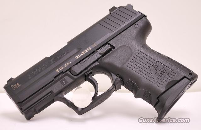 Heckler and Koch P2000SK 9mm, V3  Guns > Pistols > Heckler & Koch Pistols > Polymer Frame