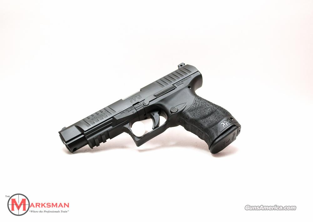 "Walther PPQ M2, 9mm, 5"" NEW  Guns > Pistols > Walther Pistols > Post WWII > P99/PPQ"