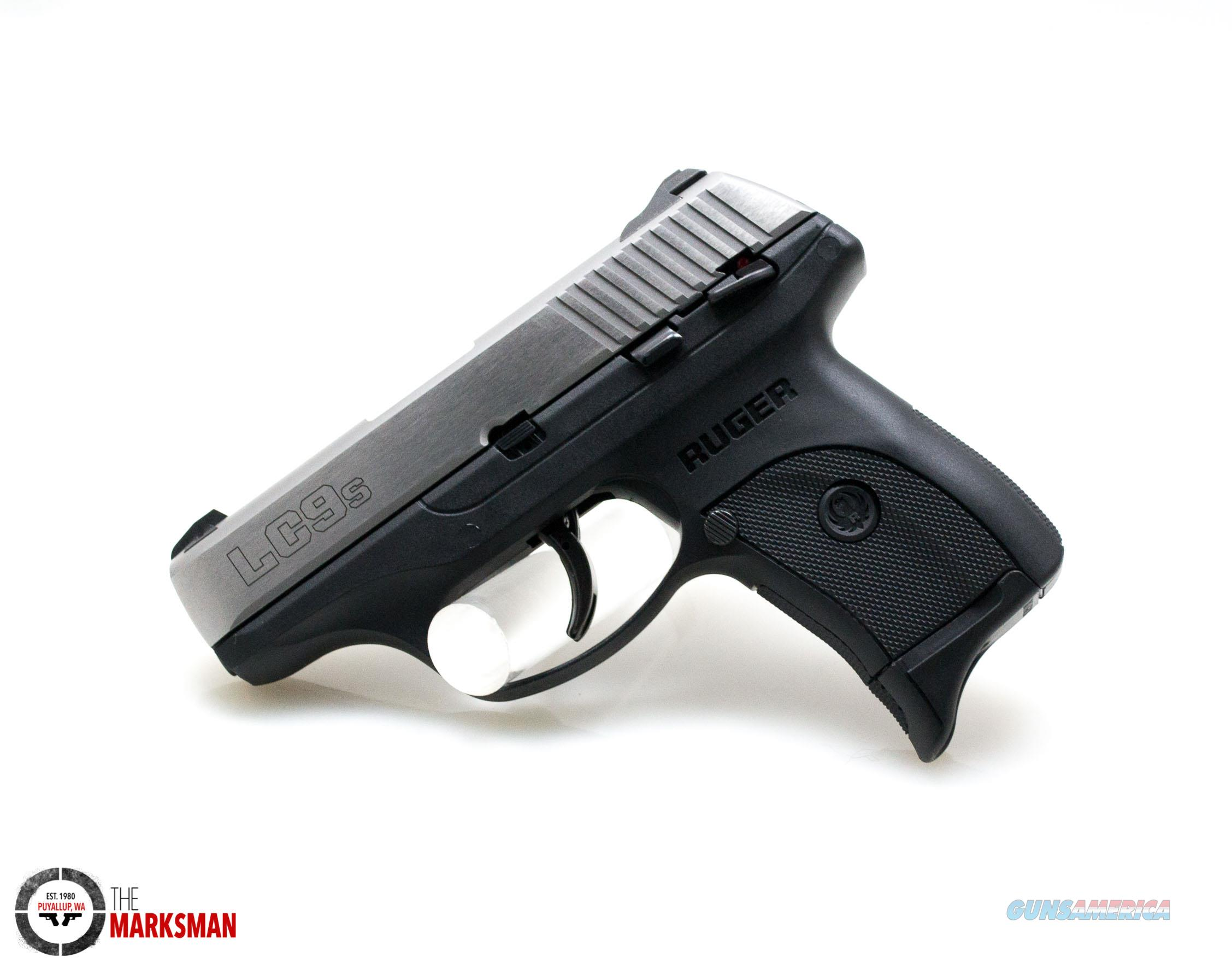 Ruger LC9s, 9mm, Stainless Slide NEW  Guns > Pistols > Ruger Semi-Auto Pistols > LC9