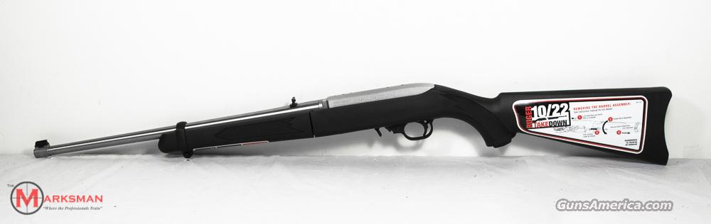 Ruger 10/22 Stainless Takedown .22 lr NEW 10 22  Guns > Rifles > Ruger Rifles > 10-22
