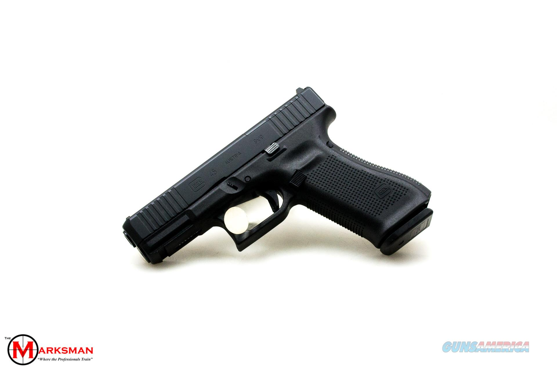 Glock 45 MOS, 9mm, Forward Slide Serrations NEW  Guns > Pistols > Glock Pistols > 45