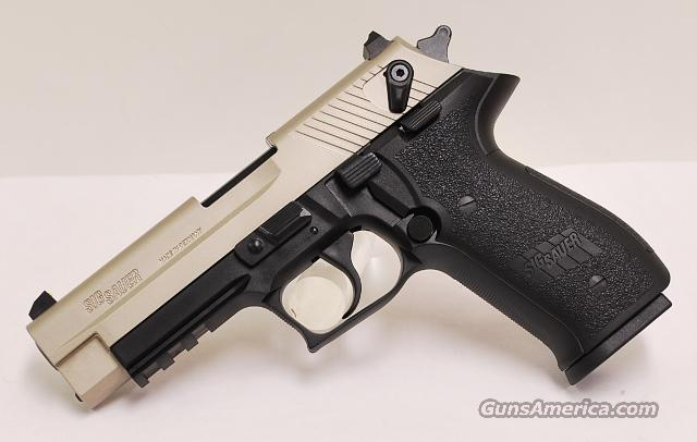 Sig Sauer Two Tone Mosquito, 22 long rifle Stainless Steel  Guns > Pistols > Sig - Sauer/Sigarms Pistols > Mosquito