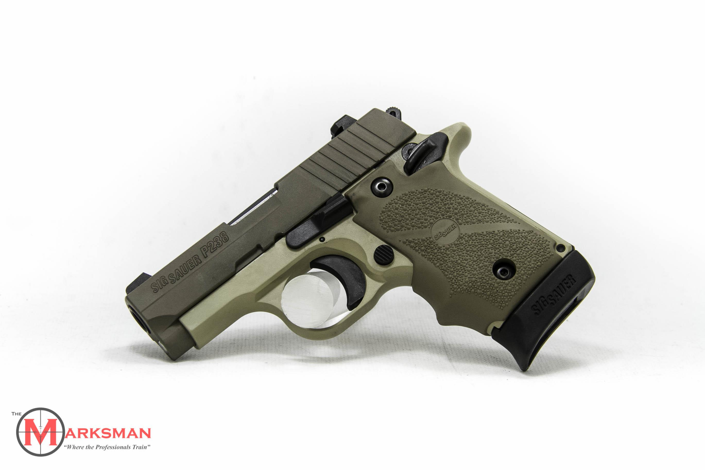 Sig Sauer P238 Desert .380 ACP NEW Free Shipping  Guns > Pistols > Sig - Sauer/Sigarms Pistols > P238