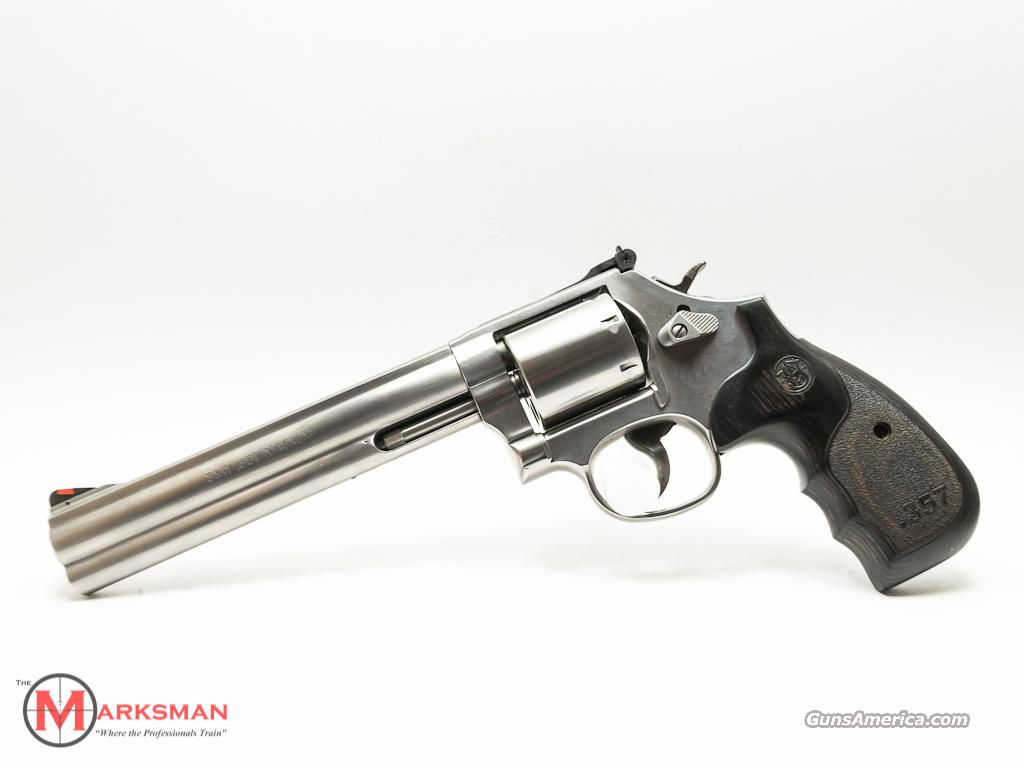 "Smith and Wesson 686 3-5-7 Series 7"" NEW 357 S&W  Guns > Pistols > Smith & Wesson Revolvers > Full Frame Revolver"