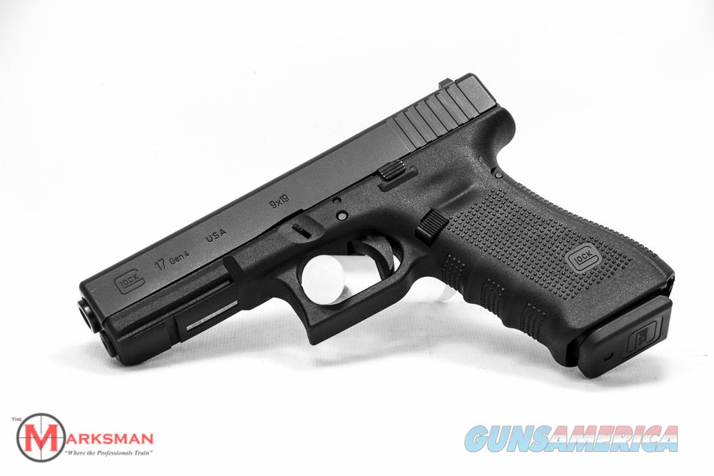 Glock 17 Generation 4, 9mm, Talo Exclusive  Guns > Pistols > Glock Pistols > 17