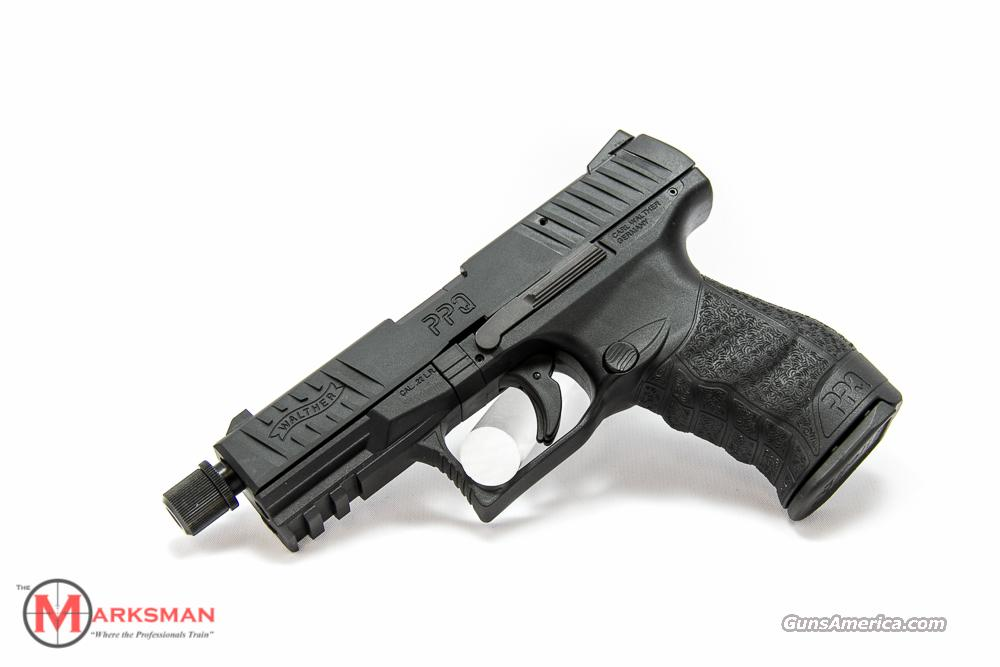 Walther PPQ M2 Tactical .22 lr NEW  Guns > Pistols > Walther Pistols > Post WWII > P99/PPQ