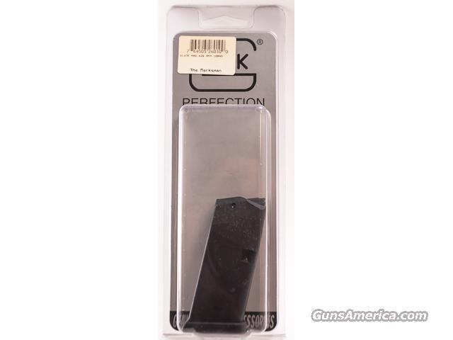 GLOCK 26 9MM 10RD MAG  Non-Guns > Magazines & Clips > Pistol Magazines > Glock