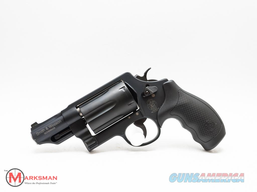 Smith & Wesson Governor NEW .45 ACP/.45 Colt/.410  Guns > Pistols > Smith & Wesson Revolvers > Full Frame Revolver