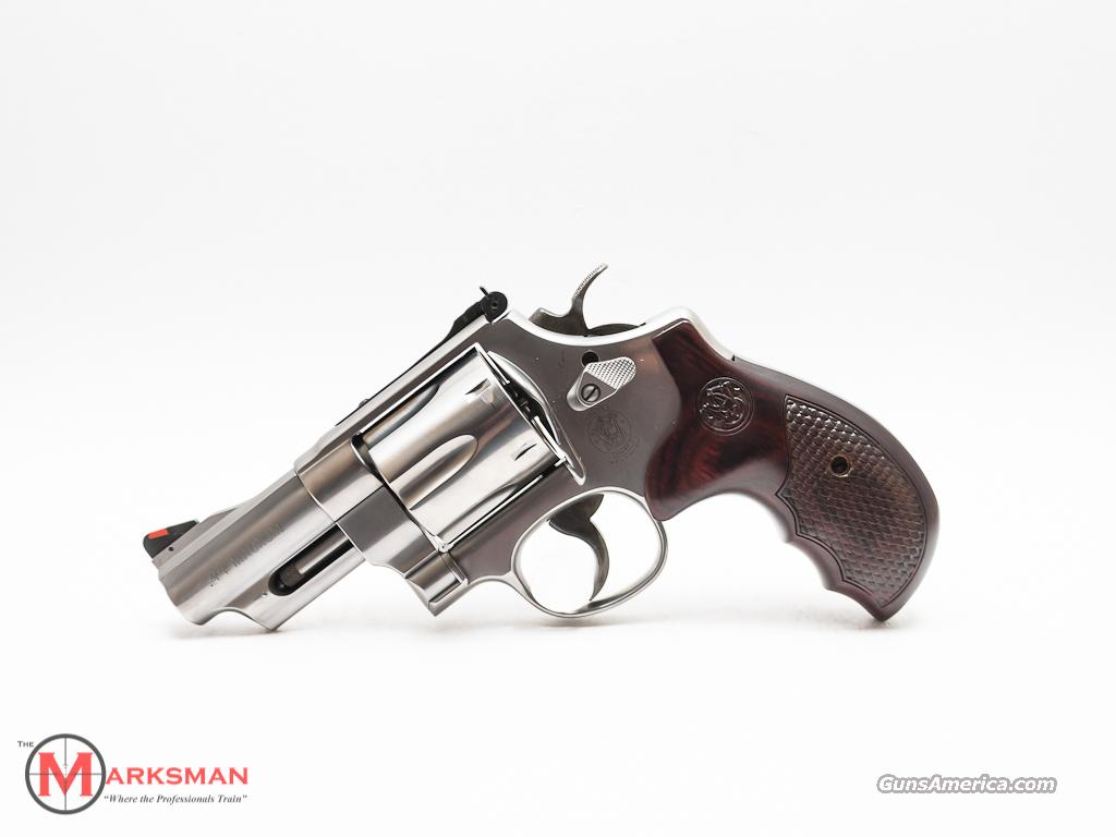 Smith and Wesson 629 3