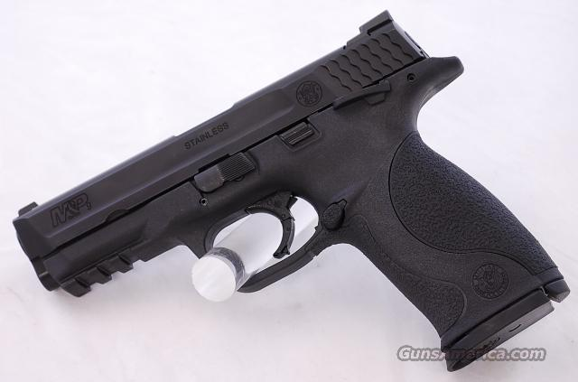 Smith and Wesson M&P9 NEW 9mm with the Thumb Safety  Guns > Pistols > Smith & Wesson Pistols - Autos > Polymer Frame