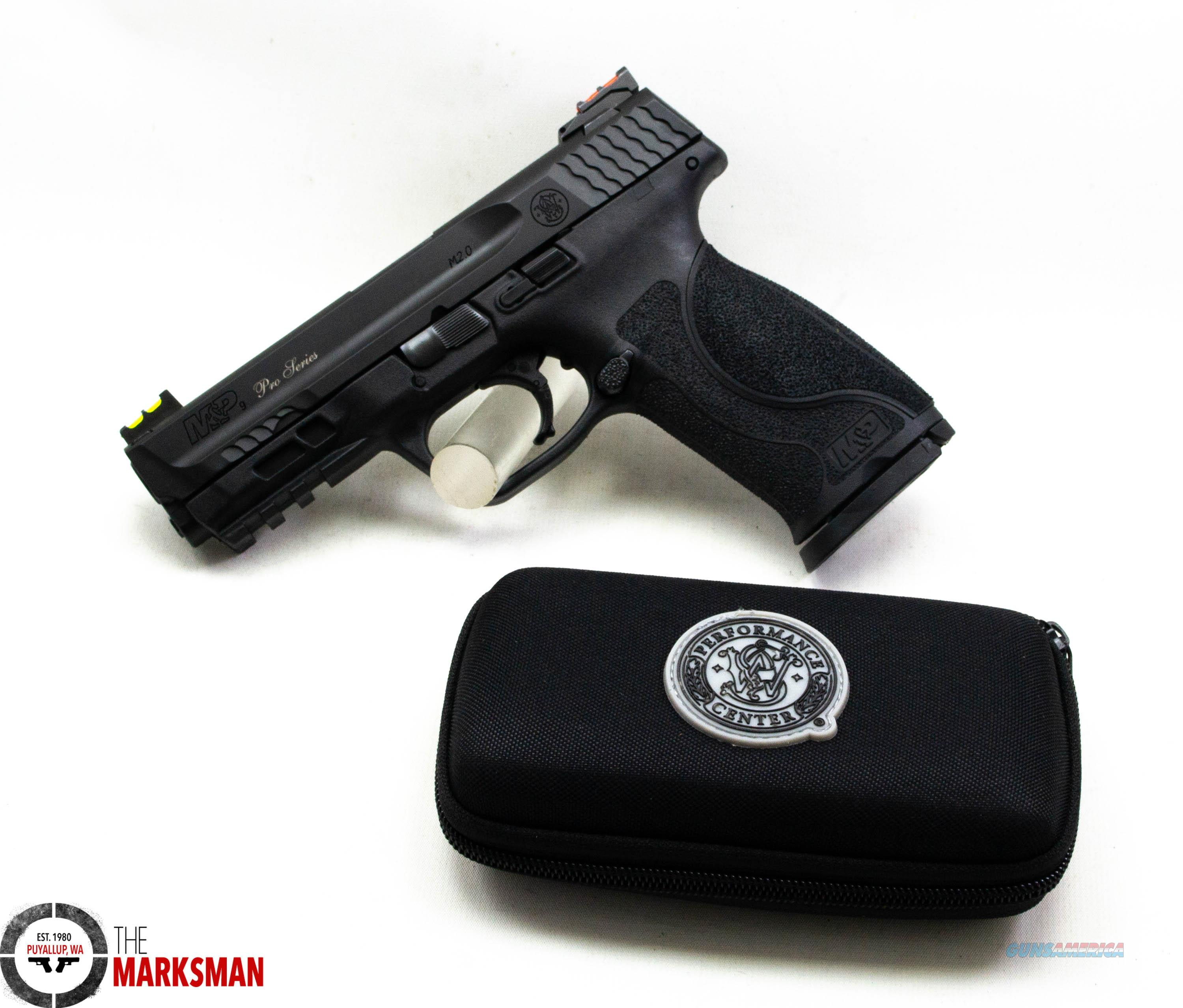Smith and Wesson Performance Center M&P9 M2.0 Pro Series, 9mm NEW  Guns > Pistols > Smith & Wesson Pistols - Autos > Polymer Frame