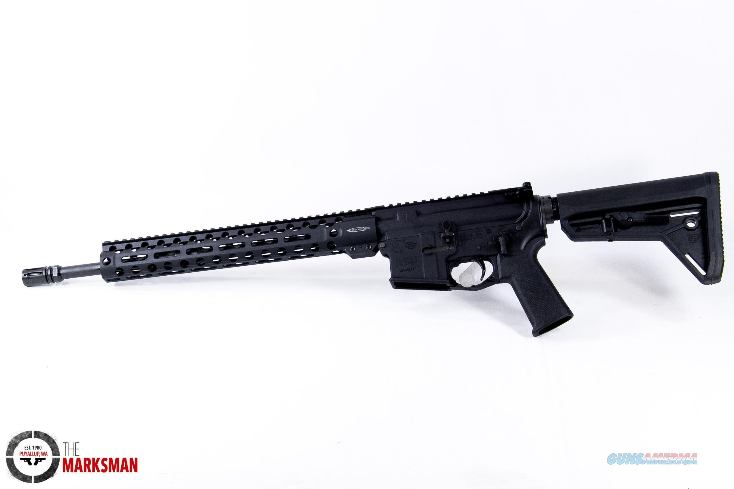 Colt Combat Unit Carbine, 5.56mm NATO  Guns > Rifles > Colt Rifles - Non-AR15 Modern Rifles