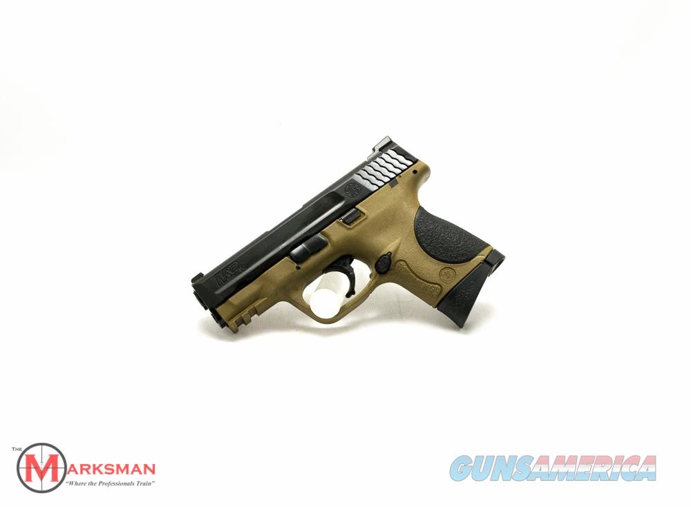 Smith and Wesson Flat Dark Earth M&Pc 9mm NEW   Guns > Pistols > Smith & Wesson Pistols - Autos > Polymer Frame