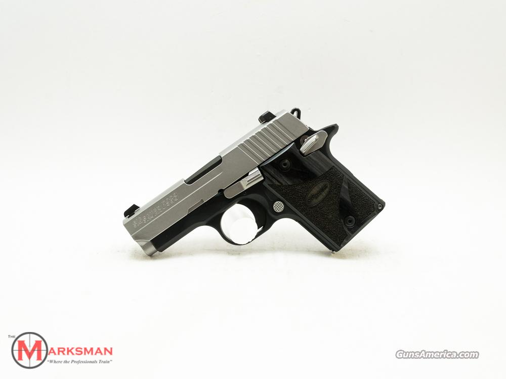 Sig Sauer P938 Blackwood 9mm NEW 9 938  Guns > Pistols > Sig - Sauer/Sigarms Pistols > Other