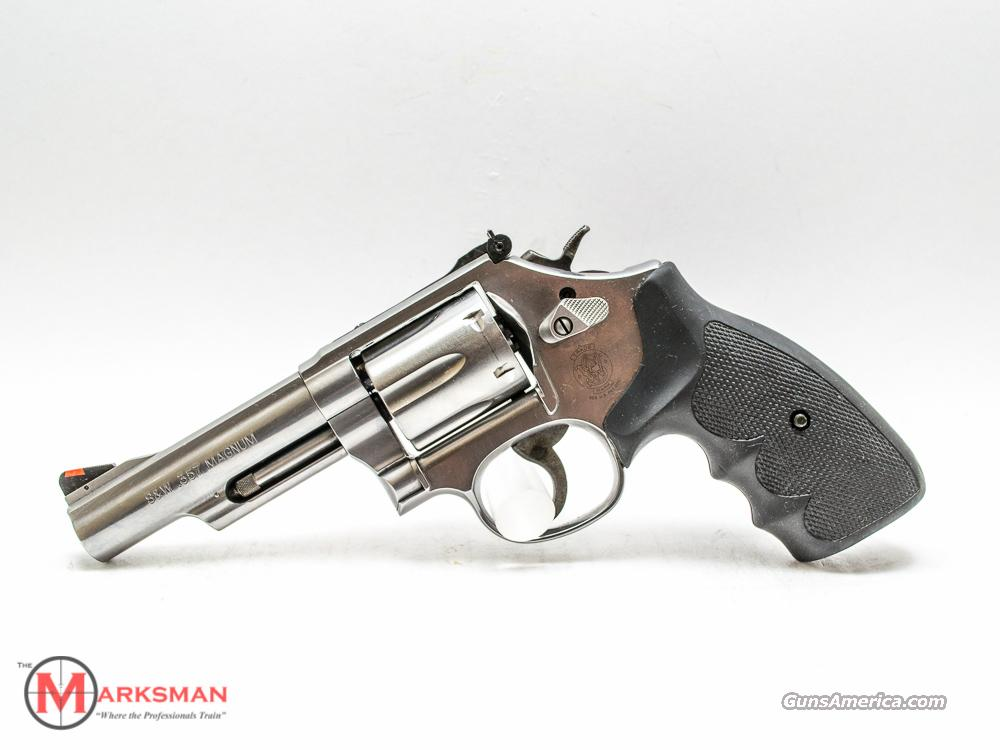 S&W Model 66 .357 Mag USED 357 38  Guns > Pistols > Smith & Wesson Revolvers > Full Frame Revolver