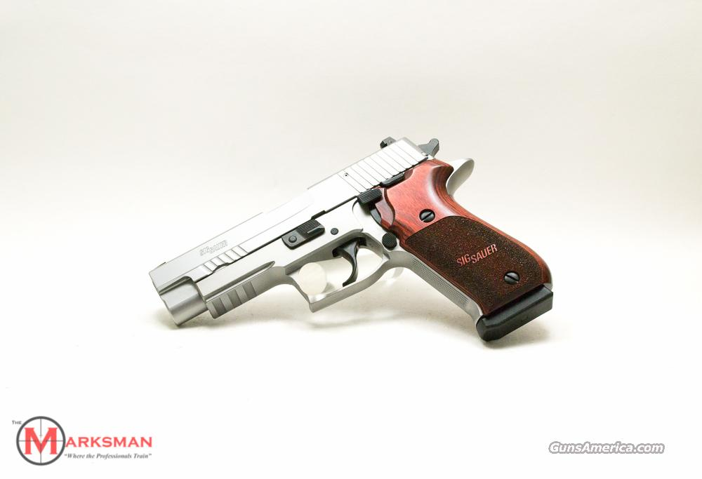 Sig Sauer P220 Stainless Elite, .45 ACP NEW  Guns > Pistols > Sig - Sauer/Sigarms Pistols > P220