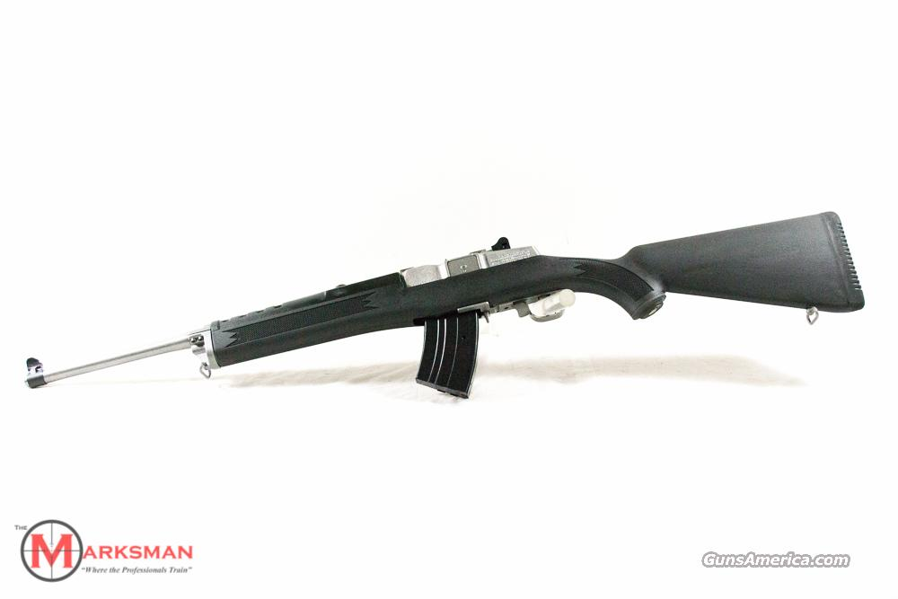 Ruger Stainless Mini Thirty, 7.62 x 39mm NEW  Guns > Rifles > Ruger Rifles > Mini-14 Type