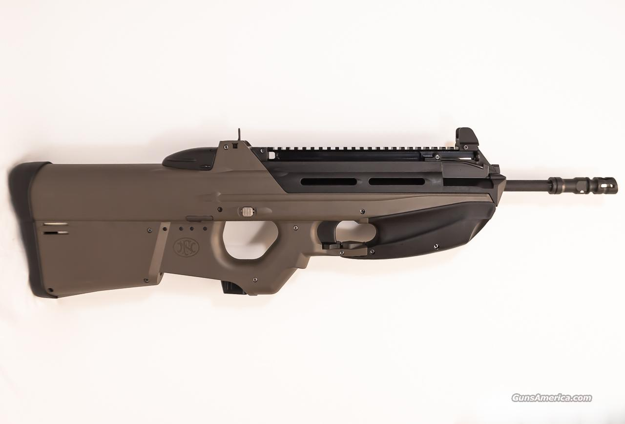 FNH FS2000 5.56mm NATO OD Green USED 556 FN  Guns > Rifles > FNH - Fabrique Nationale (FN) Rifles > Semi-auto > Other