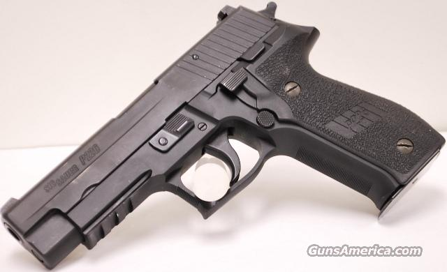 Sig Sauer P226 9mm Police Trade in Used 226  Guns > Pistols > Sig - Sauer/Sigarms Pistols > P226