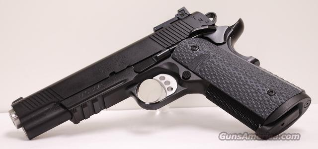 Springfield TRP with Light Rail, Adjustable Sights  Guns > Pistols > Springfield Armory Pistols > 1911 Type