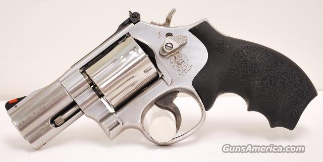 Smith and Wesson 686 Plus 357 Magnum 2.5 Brl  Guns > Pistols > Smith & Wesson Revolvers > Full Frame Revolver