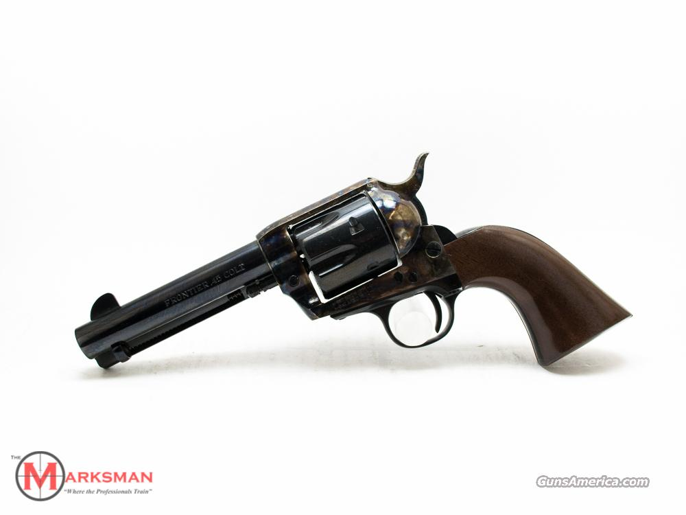 Cimarron Man with No Name NEW .45 Colt 45 4.75 in  Guns > Pistols > Cimmaron Pistols