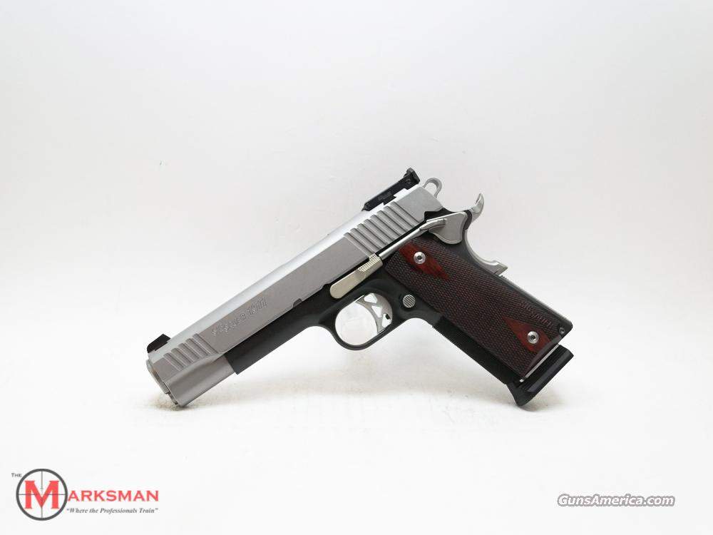 Sig Sauer 1911 Traditional Two-Tone Match Elite 45  Guns > Pistols > Sig - Sauer/Sigarms Pistols > 1911