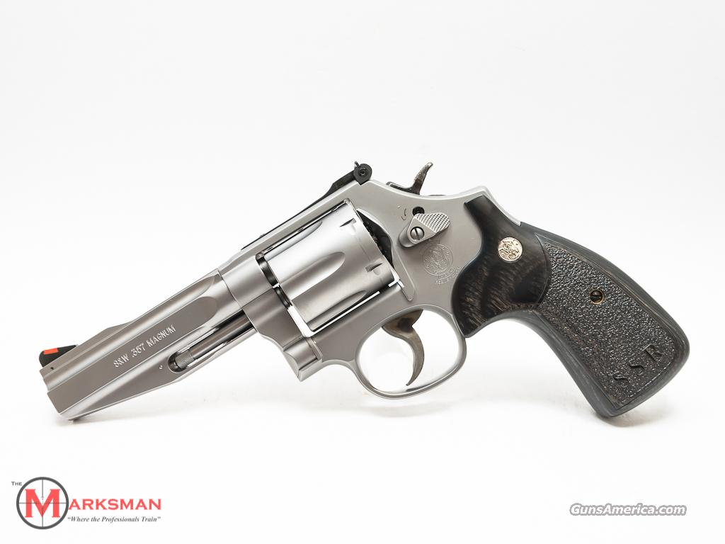 Smith and Wesson 686 SSR Pro Series .357 Magnum NEW  Guns > Pistols > Smith & Wesson Revolvers > Full Frame Revolver