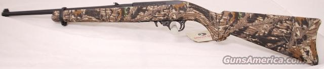 Ruger 10/22, .22 long rifle, Mossy Oak Stock  Guns > Rifles > Ruger Rifles > 10-22