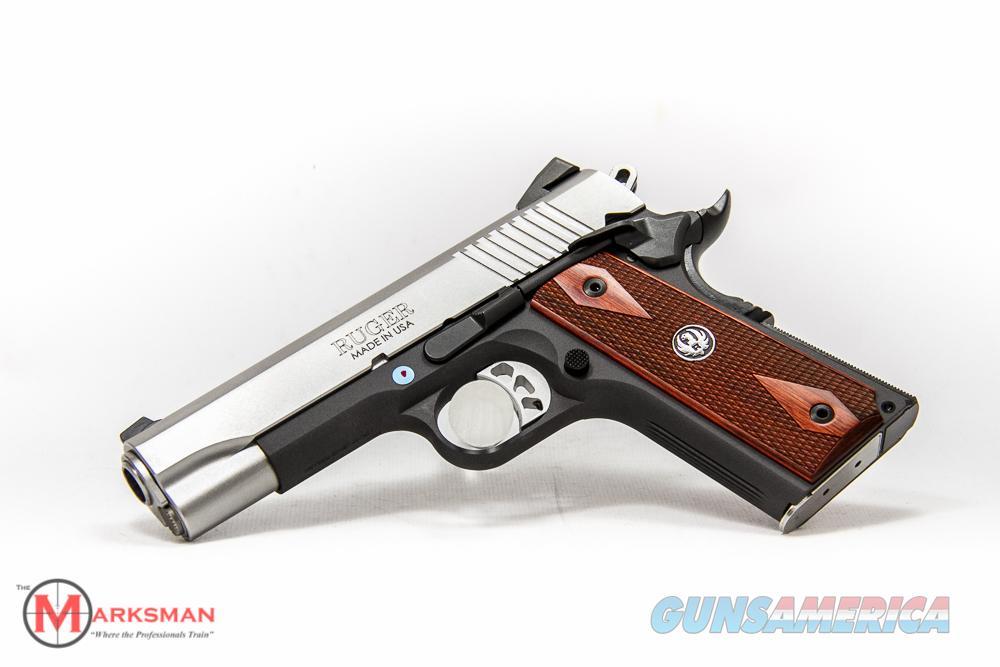 Ruger Lightweight Commander SR1911 .45 ACP NEW  Guns > Pistols > Ruger Semi-Auto Pistols > 1911