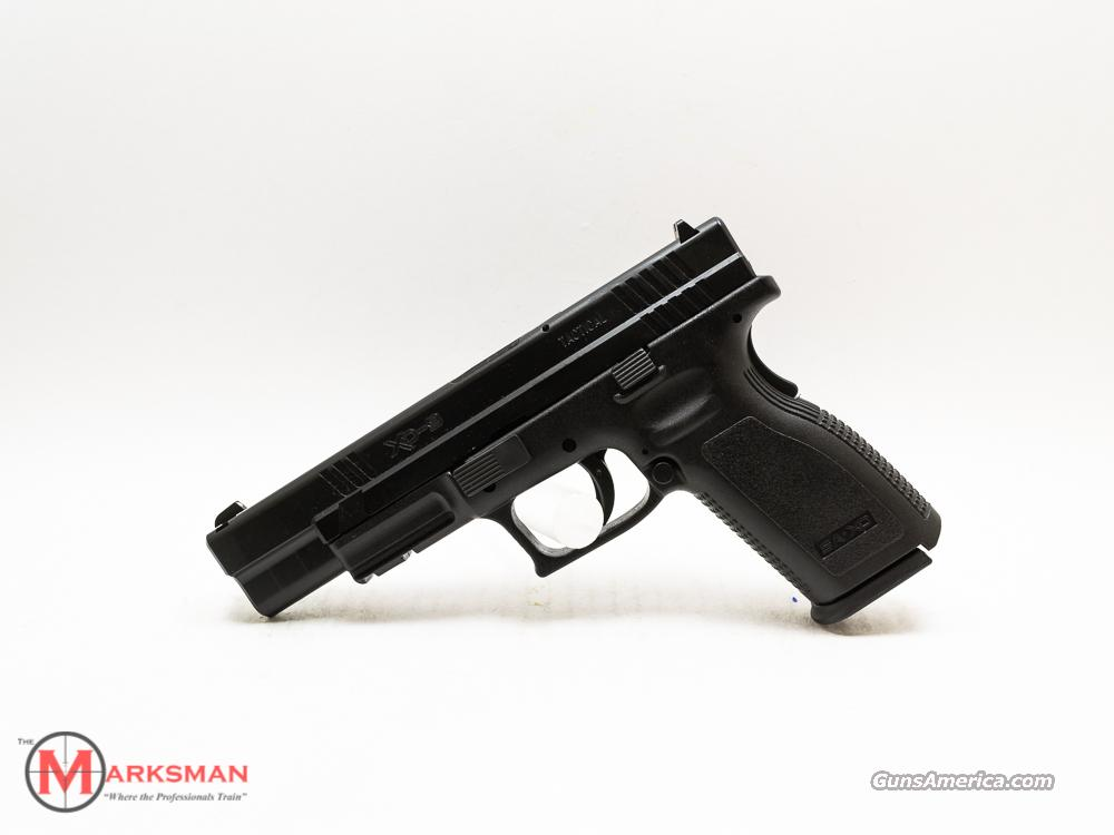Springfield XD9 Tactical 9mm New 9 XD   Guns > Pistols > Springfield Armory Pistols > XD (eXtreme Duty)