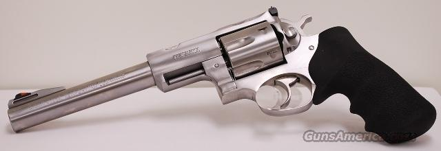 "Ruger Super Redhawk 44 Magnum 7.5"" Barrel  Guns > Pistols > Ruger Double Action Revolver > Redhawk Type"