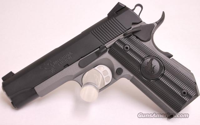 Nighthawk Custom Talon II, .45 ACP New   Guns > Pistols > Nighthawk Pistols