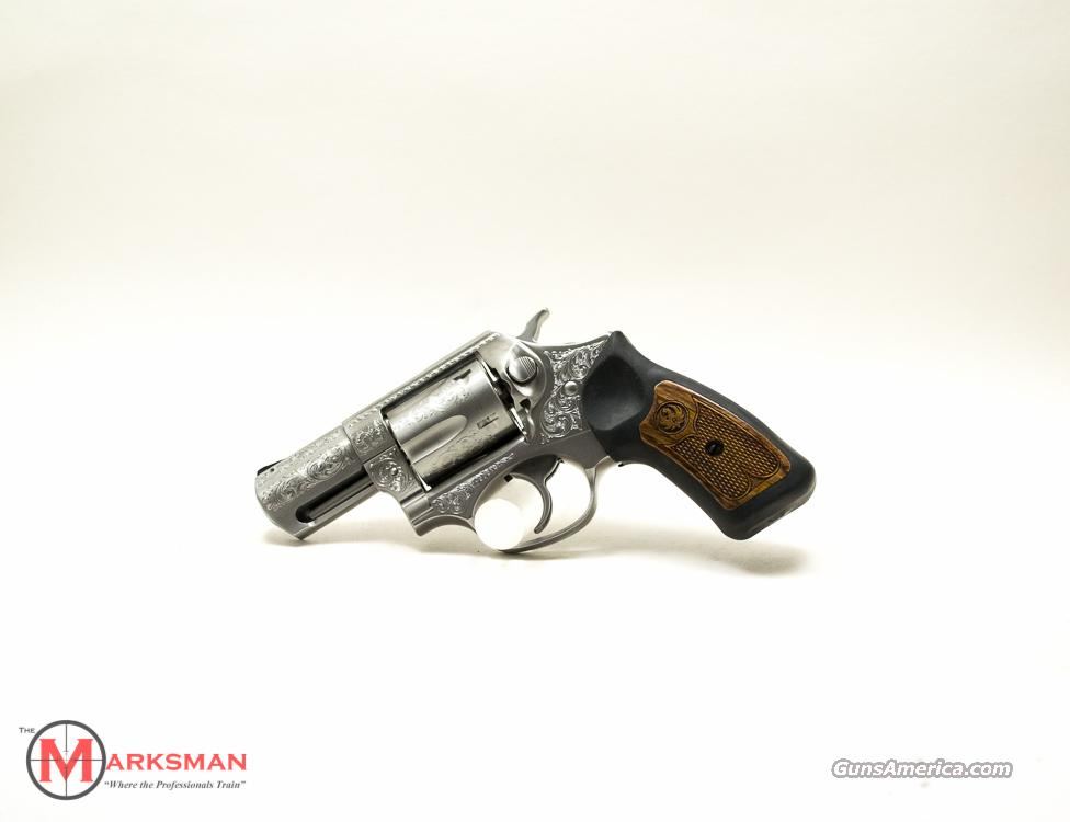 Ruger Engraved SP101, .357 Magnum NEW  Guns > Pistols > Ruger Double Action Revolver > SP101 Type