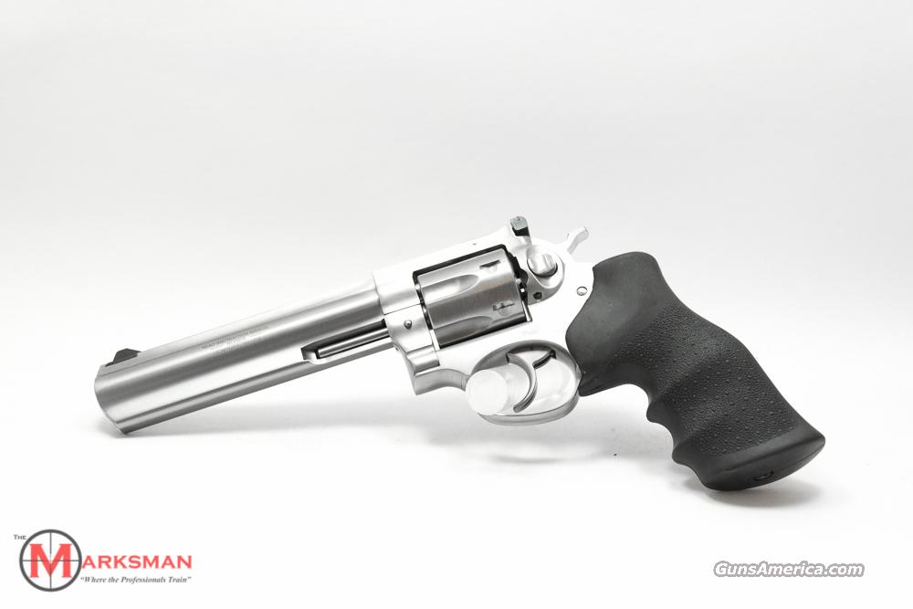 "Ruger GP100 Stainless Steel .357 magnum, 6"" Barrel  Guns > Pistols > Ruger Double Action Revolver > Security Six Type"