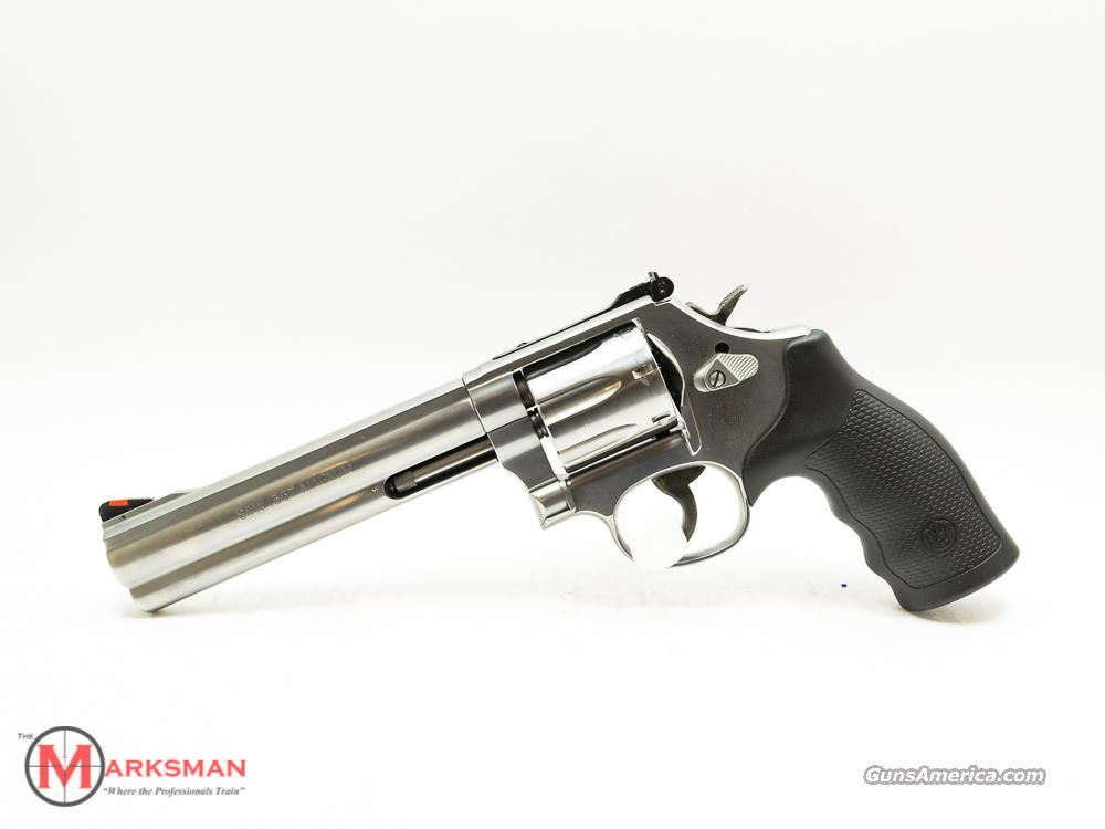 Smith and Wesson 686 Plus, .357 magnum  Guns > Pistols > Smith & Wesson Revolvers > Full Frame Revolver