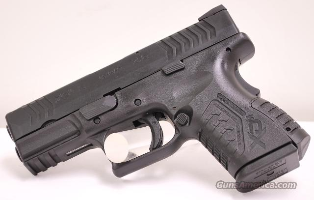 "Springfield XDM 9mm Compact 3.8"" Brrl  Guns > Pistols > Springfield Armory Pistols > XD (eXtreme Duty)"