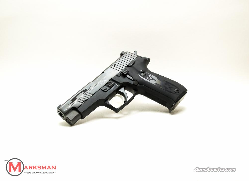 Sig Sauer P226 Tribal 9mm NEW   Guns > Pistols > Sig - Sauer/Sigarms Pistols > P226